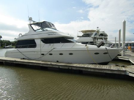 Carver 530 Voyager Pilothouse image
