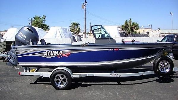 Alumacraft 185 EDGE