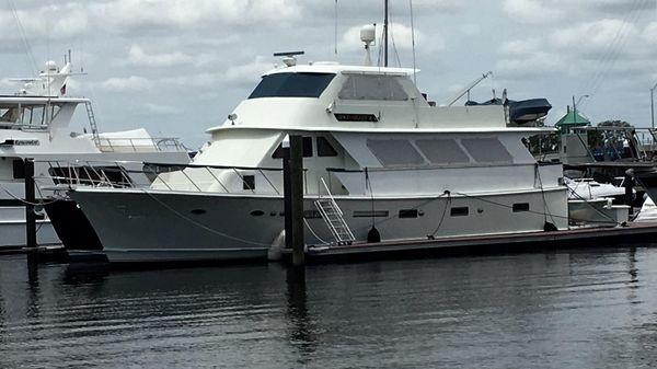 Pacifica Enclosed Bridge Motor Yacht