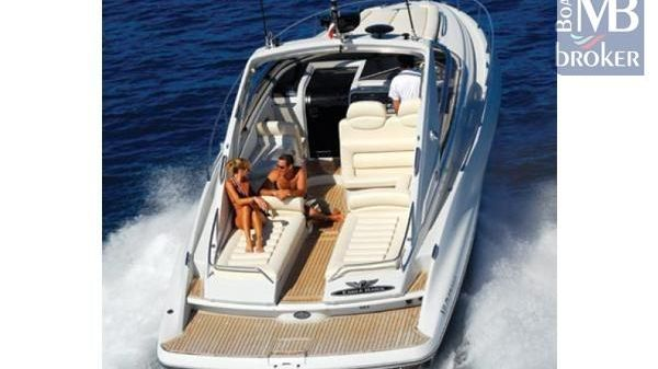 Sunseeker Superhawk 43 Sunseeker Superhawk 43 (2007) in Spain/Mallorca - Manufacturer Provided Image