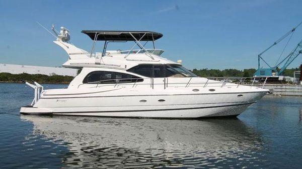 Cruisers Yachts 5000 Sedan Sport Cruisers 5000 Sedan Sport - Exterior Profile