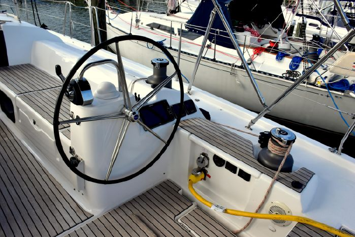 2015 Dufour Brokerage Purchase