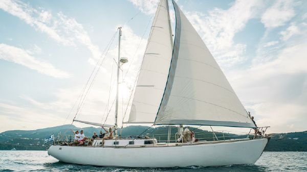 Ketch Beaufort 16