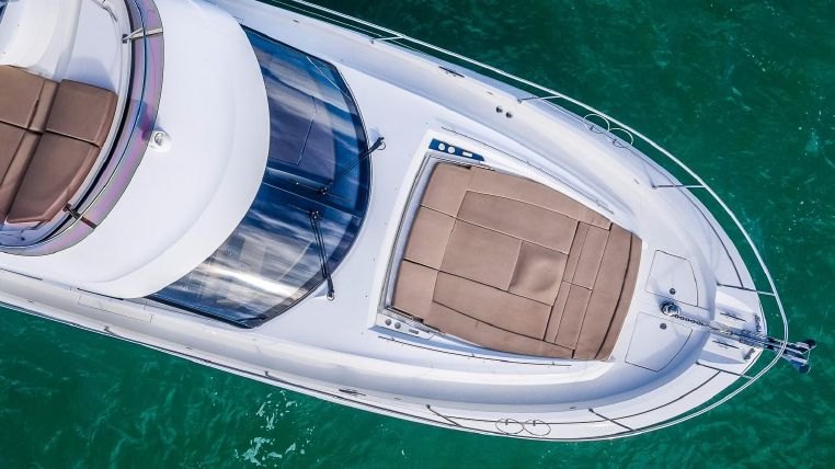2014 Prestige 550 Broker Purchase
