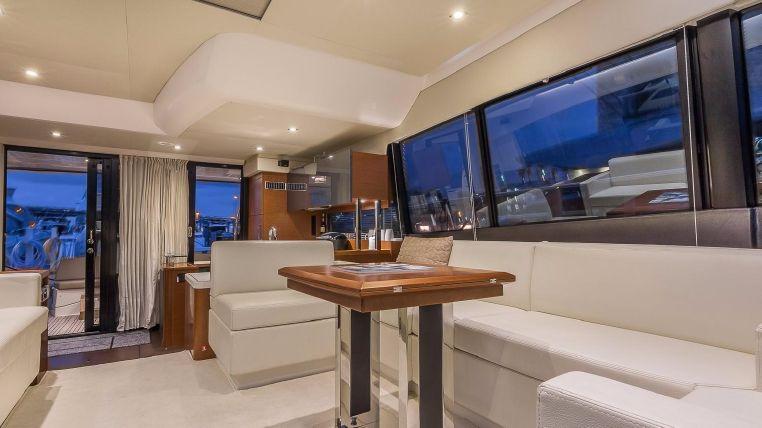 2014 Prestige 550 BoatsalesListing Brokerage