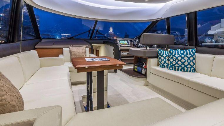 2014 Prestige 550 BoatsalesListing Buy
