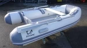 Zodiac cadet 230 Roll - Up