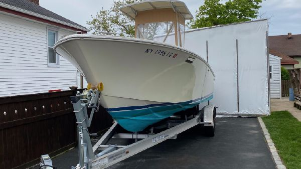 SeaCraft 23 Center Console