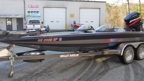 Used Bullet Boats For Sale - NECC Boats, Warner's New