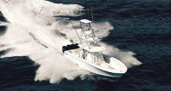 Invincible 42 Open Fisherman image