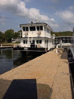 Darling Boat Works RIVER CRUISER image