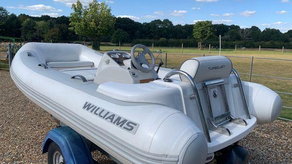 Williams Jet Tenders 325 Turbo Jet