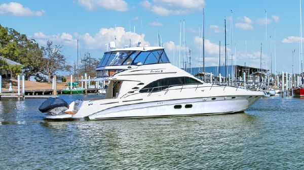 Sea Ray 58 DB