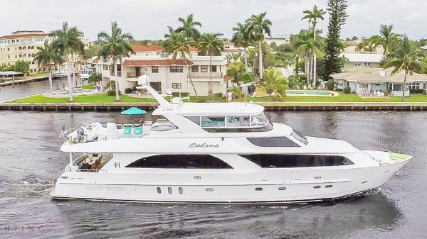 Hargrave 101 Motor Yacht Profile