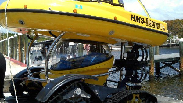 MSV Semi Submersible Submarine