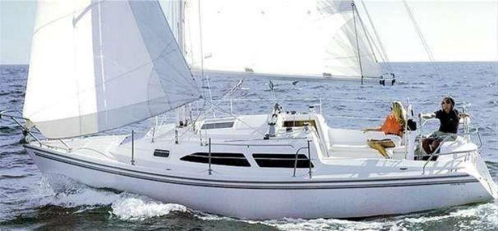 Catalina 270