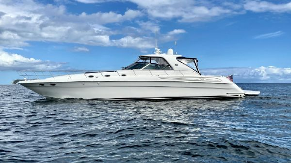 Sea Ray 60 express
