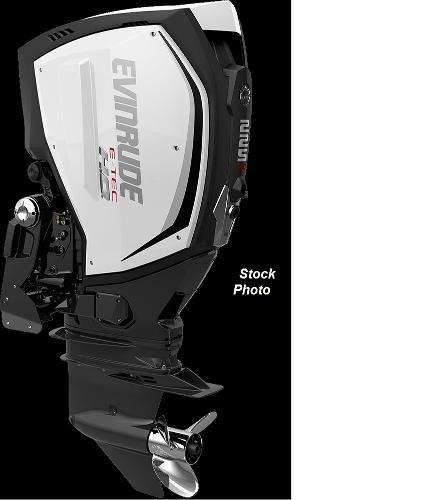 2016 Evinrude E-TEC G2 225hp 25 inch Shaft 225 HP United States