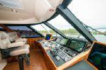 Viking 92 Enclosed Bridge Convertibleimage