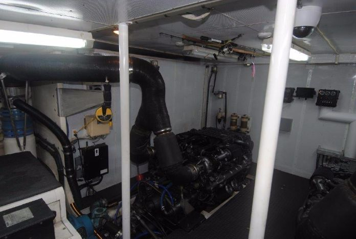 2000 Nordlund 88 RPH For Sale Purchase