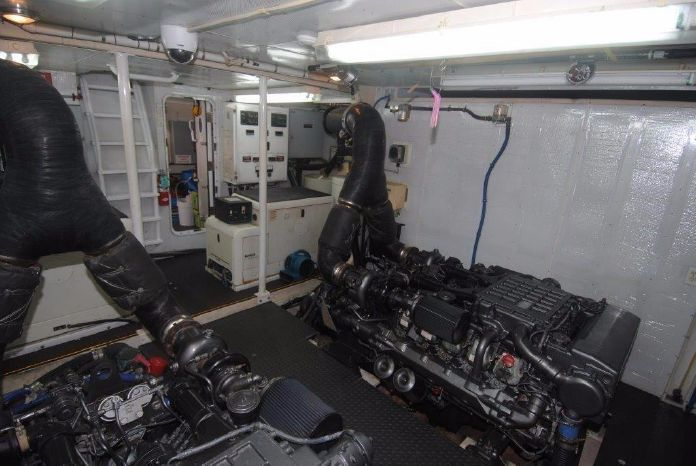 2000 Nordlund 88 RPH For Sale Maine