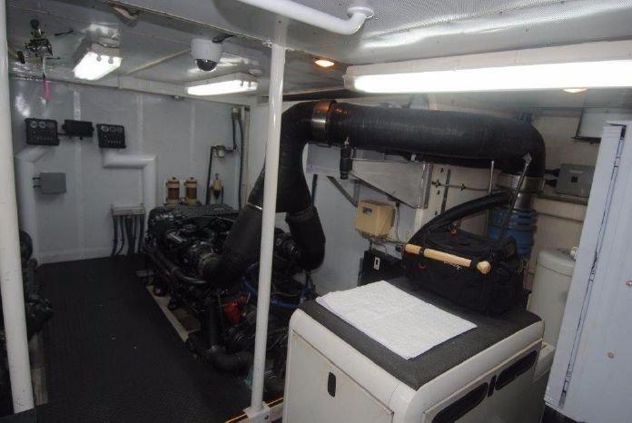 2000 Nordlund 88 RPH For Sale New England
