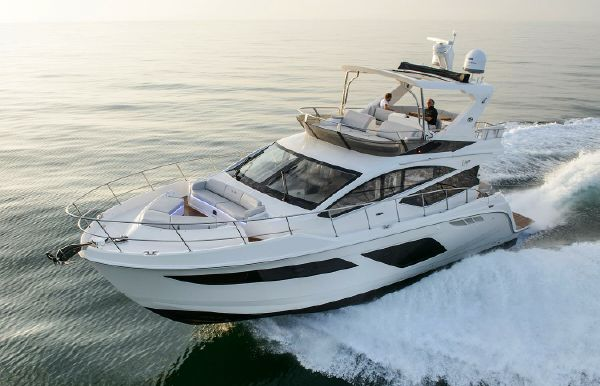 2018 Sea Ray L550 Fly