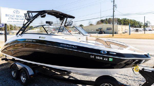 Yamaha Boats 240sx