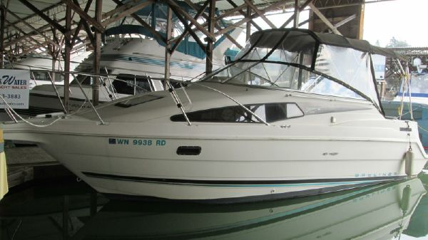 Bayliner 2655 Ciera Sunbridge