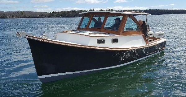 Webbers Cove Downeast Cruiser image
