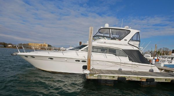 Sea Ray 480 Sedan Bridge image