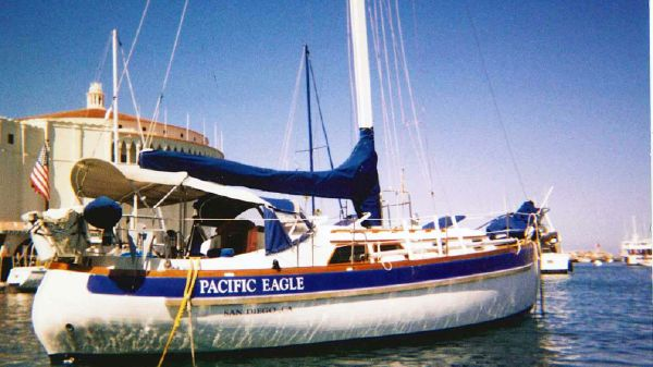 Sea Eagle Sloop Pacific Eagle