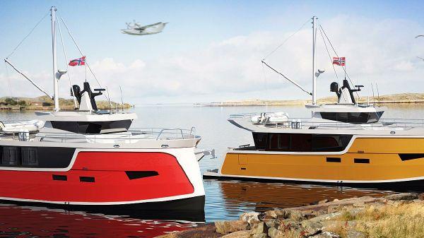 Trondheim Trawler