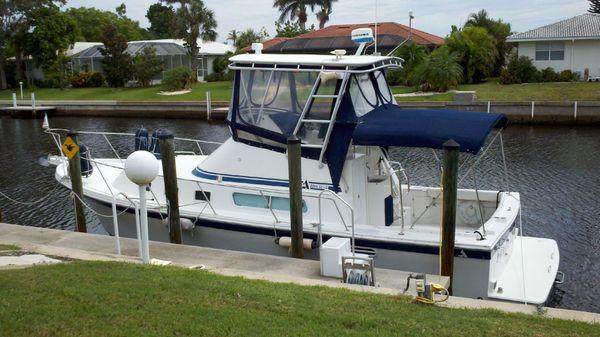Albin 322 Port Beam
