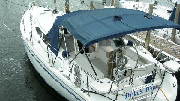 Catalina 36 Port profile