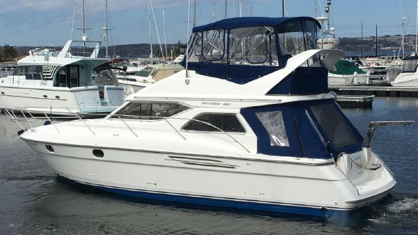 Used Princess 360 Power Boats For Sale Sunnybrook Yachts In Canada