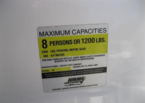 Century 2301 Center Console image