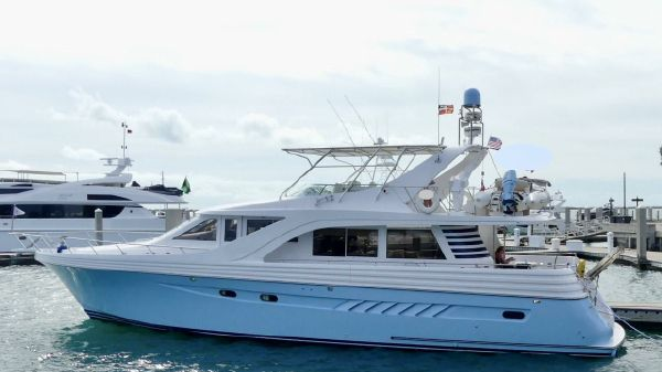 Ocean Alexander 68 Motoryacht