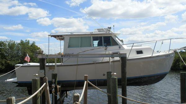Burpee 27 Offshore