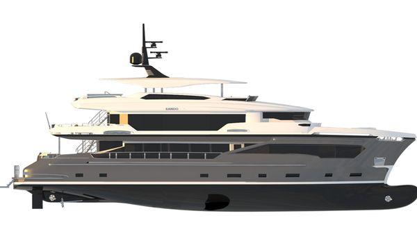AvA Yachts Kando 120