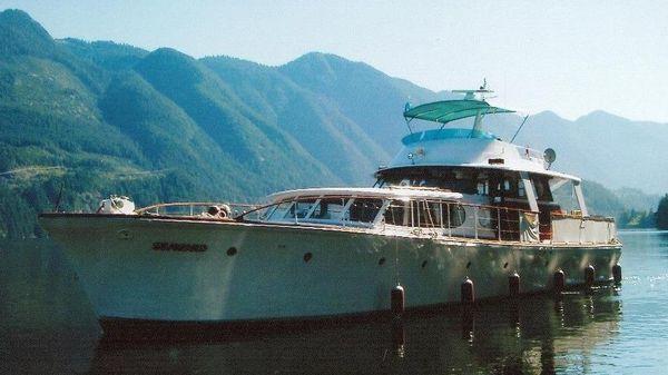 Belaire Shipyard 72 Classic Flush Deck Motoryacht