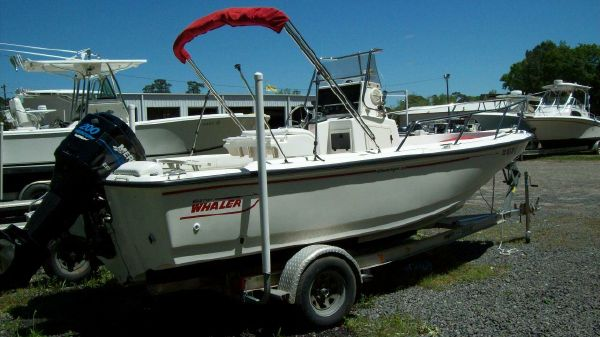 Boston Whaler 20 Outrage