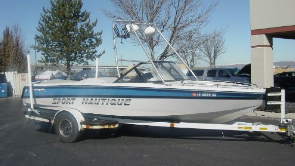 Correct Craft Sport Nautique