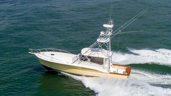 Jarrett Bay Custom Carolina Express
