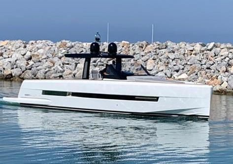 Fjord 42 Open