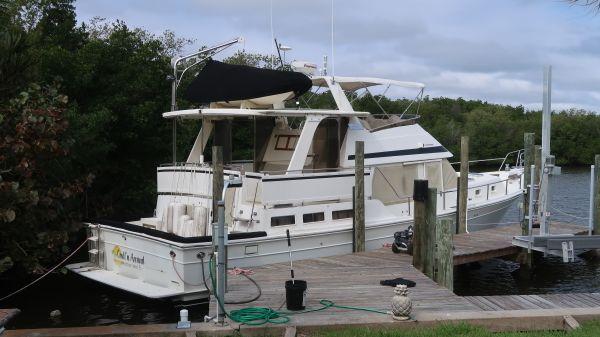 Offshore Yachts Yachtfish