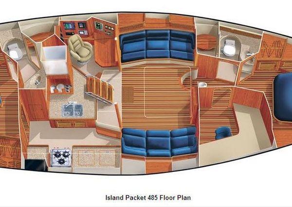 Island Packet 485 image