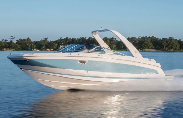 2019 Regal 26 FasDeck