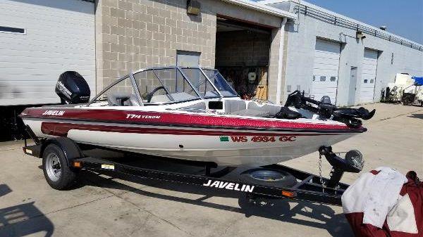 Javelin Boats 17 Venom FS