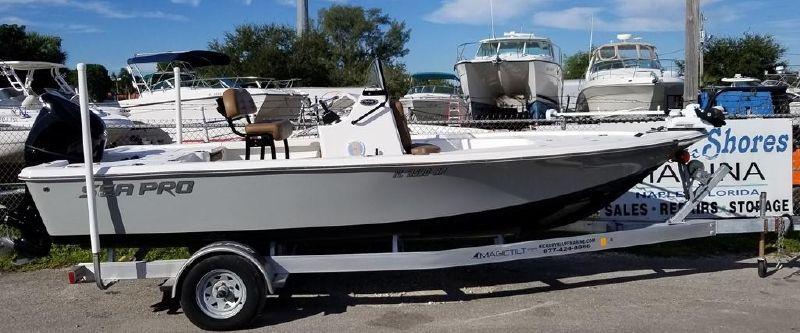 Sea Pro 208 DLX - main image